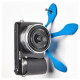 Miggo Splat Flexible Tripod voor Systeemcamera Blauw - thumbnail 3