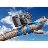 Miggo Splat Flexible Tripod voor Systeemcamera Blauw - thumbnail 8