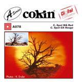 Cokin Filter A078 Center Spot WA Red - thumbnail 1