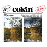 Cokin Filter A121S Gradual Neutral Grey G2 Soft ND8 (0.9) - thumbnail 1