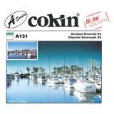 Cokin Filter A131 Gradual Emerald E2 - thumbnail 1