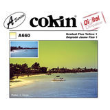 Cokin Filter A660 Gradual Fluo Yellow 1