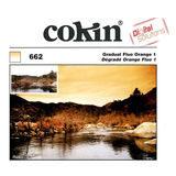Cokin Filter P662 Gradual Fluo Orange 1 - thumbnail 1