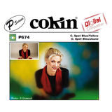 Cokin Filter P674 Center Spot Blue/Yellow - thumbnail 1