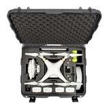 Nanuk Protective Case 950 DJI Phantom 3 koffer Graphite - thumbnail 2