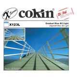 Cokin Filter X123L Gradual Blue B2-Light - thumbnail 1