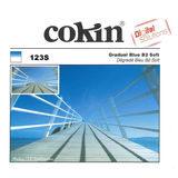 Cokin Filter Z123S Gradual Blue B2 Soft - thumbnail 1