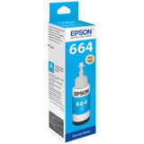Epson Inktpatroon T6642 Cyaan 70ml EcoTank
