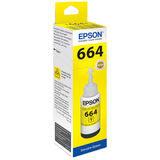 Epson Inktpatroon T6644 Geel 70ml EcoTank