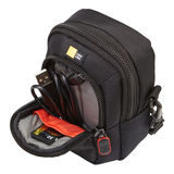 Case Logic Point and Shoot Camera Case DCB-313 Zwart - thumbnail 6
