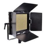 Cineroid LM800-VCDV Bi-Color Led Light V-mount - thumbnail 2