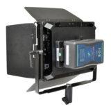 Cineroid LM800-VCDV Bi-Color Led Light V-mount - thumbnail 7