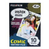 Fujifilm Instax Mini Colorfilm Comic (1-Pak) - thumbnail 1