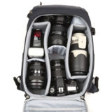 Sirui UrbanPro 13 Camera Backpack Zwart - thumbnail 2