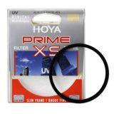 Hoya PrimeXS Multicoated UV filter 55mm