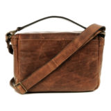ONA The Prince Street Leather Antique Cognac Messenger Bag - thumbnail 3