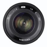 Samyang 35mm f/1.2 ED AS UMC CS Sony E objectief - thumbnail 4