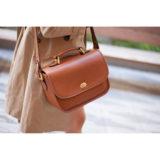 ONA The Palma Cognac Shoulder Bag - thumbnail 7