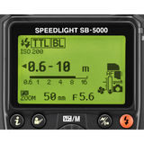 Nikon SB-5000 flitser - Verhuur - thumbnail 5
