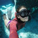 GoPro Blue Water Snorkel Filter voor Hero 5 Black - thumbnail 5