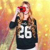 Polaroid Snap Touch instant digital camera Zwart - thumbnail 11