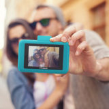 Polaroid Snap Touch instant digital camera Blauw - thumbnail 4