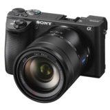 Sony Alpha A6500 systeemcamera Zwart + 16-70mm - thumbnail 1