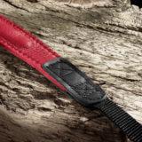 Eddycam Fashion -1- 33mm schouderriem Red / Red - thumbnail 2
