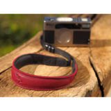Eddycam Fashion -2- 33mm schouderriem Red / Black - thumbnail 2