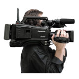 Panasonic AJ-PX800GF P2 HD videocamera + viewfinder en objectief - thumbnail 3