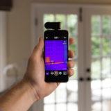 Seek Thermal Compact XR warmtebeeldcamera voor iOS - thumbnail 6