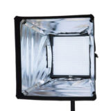 F&V KS-1 Softbox with Grid for 1x1 LED Panels - thumbnail 2
