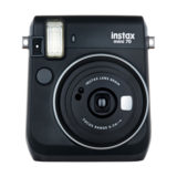 Fujifilm Instax Mini 70 Black instant camera - thumbnail 1