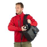 Miggo Agua Stormproof Backpack 80 Zwart - thumbnail 9