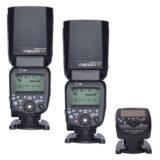 Yongnuo Speedlite YN600EX-RT Canon Flitser Kit - thumbnail 1