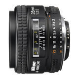 Nikon AF 35mm f/2.0D objectief - Occasion - thumbnail 2