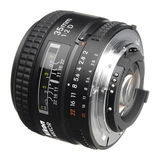 Nikon AF 35mm f/2.0D objectief - Occasion - thumbnail 3