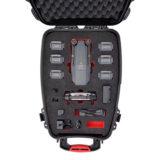 HPRC 3500 Backpack Zwart voor DJI Mavic Pro - thumbnail 2