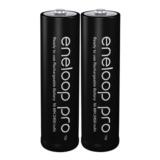 Panasonic Eneloop Pro Mignon AA-batterijen 2500mAh - 2 stuks - thumbnail 1
