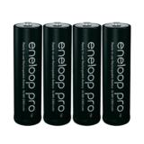 Panasonic Eneloop Pro Mignon AA-batterijen 2500mAh - 4 stuks - thumbnail 1