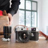Leica M10 systeemcamera Body Zilver - thumbnail 9