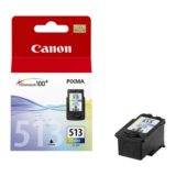 Canon Inktpatroon CL-513 Color (origineel) - thumbnail 1
