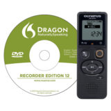 Olympus VN-541PC voice recorder inclusief DNS12 - thumbnail 1