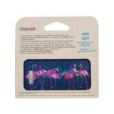 Lomography La Sardina Dress Midnight Flamingo - thumbnail 2