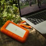 LaCie Rugged RAID Thunderbolt 4TB USB3.0 externe harde schijf - thumbnail 6