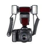 Yongnuo YN-24EX Macro flitser voor Canon - thumbnail 3