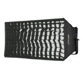 F&V KS-2 Softbox 74x48 met Grid voor K8000/Z800 en 2x1 LED Panels - thumbnail 2