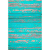 Savage Printed Vinyl Rustic Teal Wood 1.52m x 2.13m - thumbnail 1