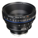 Carl Zeiss Compact Prime CP.2 Distagon T* 50mm T1.5 Meters Super Speed objectief Canon EF-vatting - thumbnail 2