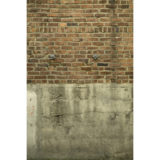 Savage Printed Vinyl Brick & Cement Wall 1.52m x 2.13m - thumbnail 1